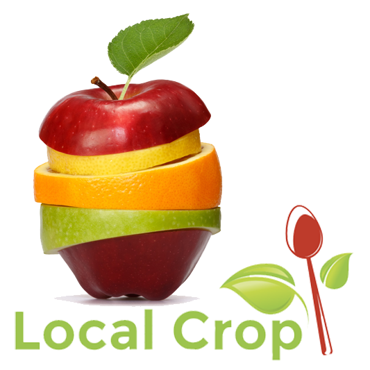 Local Crop logo